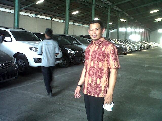distribution center warehouse of toyota