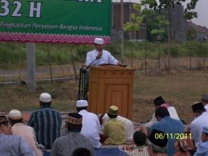 Idul Adha Pertamakali 6 Nop 2011